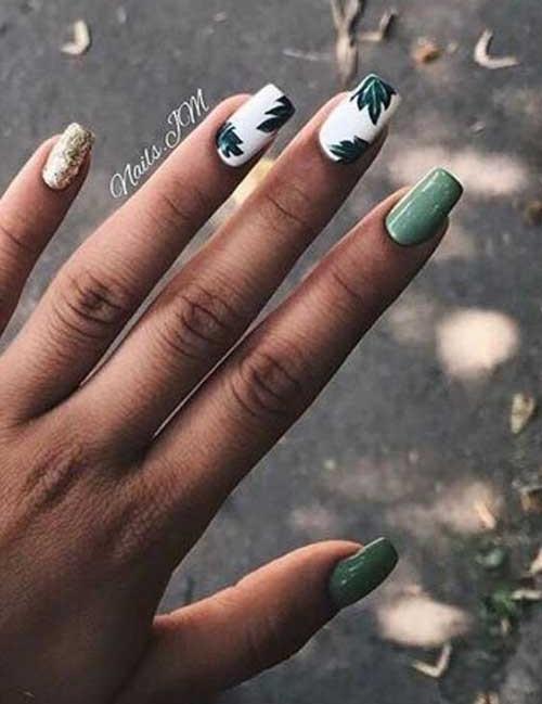 Spring Nail Art Designs-17