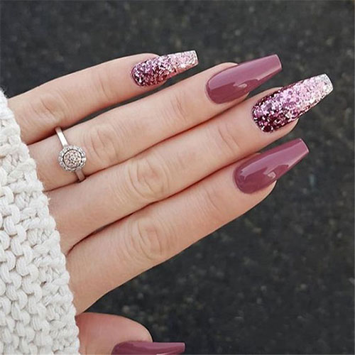 Coffin Shaped Nails-19