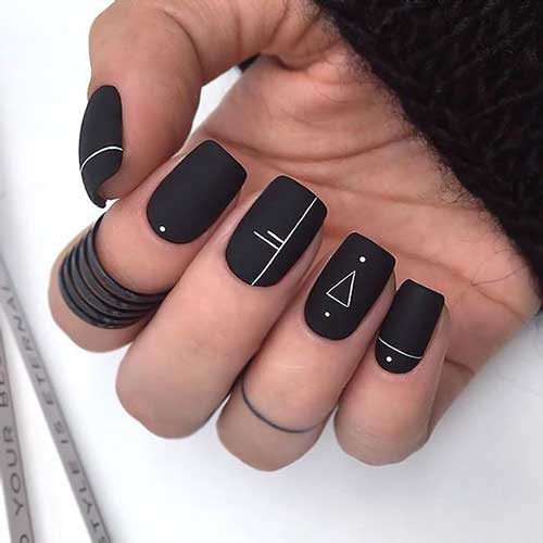 Nail Designs for Short Nails-9