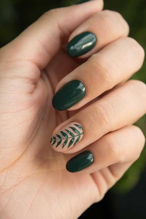 Short Nail Designs-11