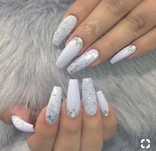 Bridal Nail Designs-13