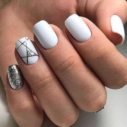 Geometric Nails-12