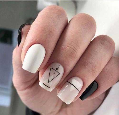 Geometric Nails-14