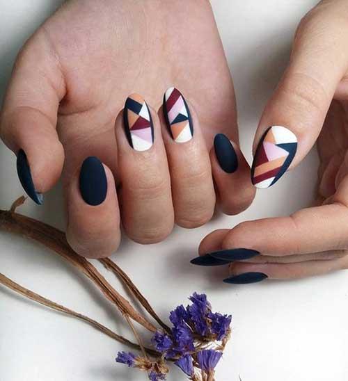 Geometric Nails-16