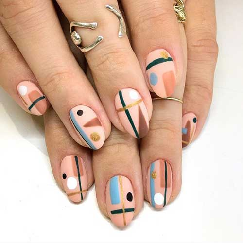 Geometric Nails-19