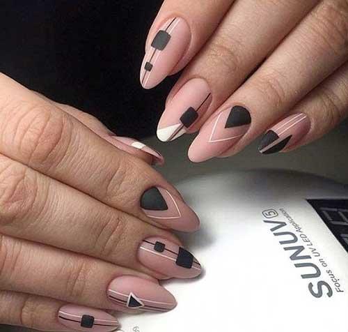 Geometric Nails-20
