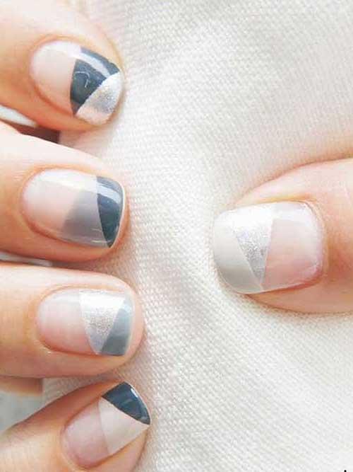 Geometric Nails-7