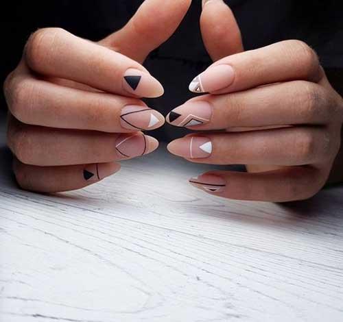 Geometric Nails-9