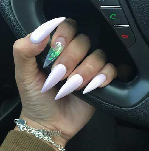 Stiletto Nail Ideas-9
