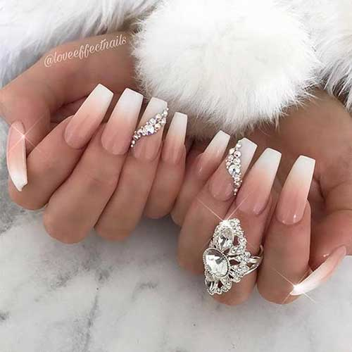 Nail Designs with Gems