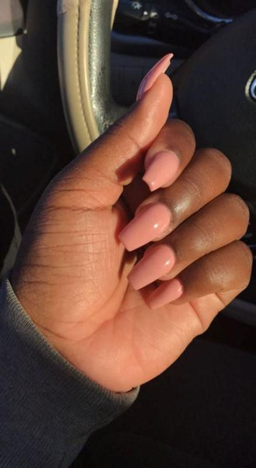 Good Nail Colors For Brown Skin