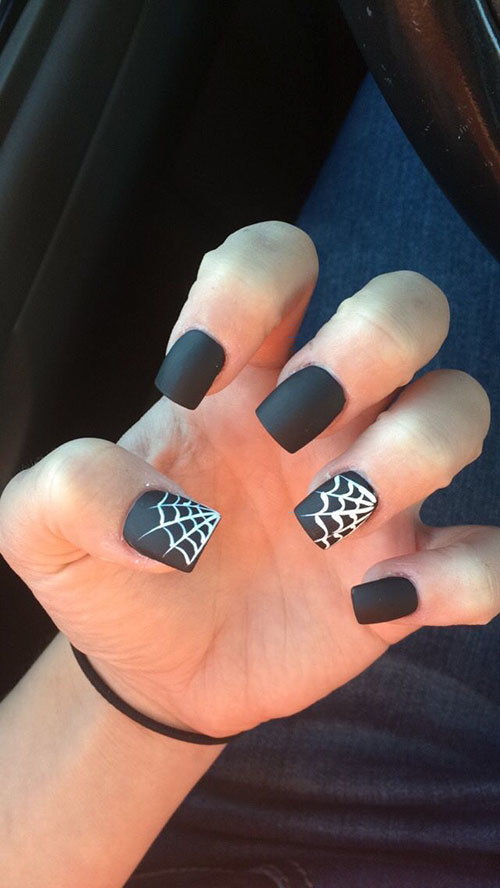 Nail Designs Pictures Halloween