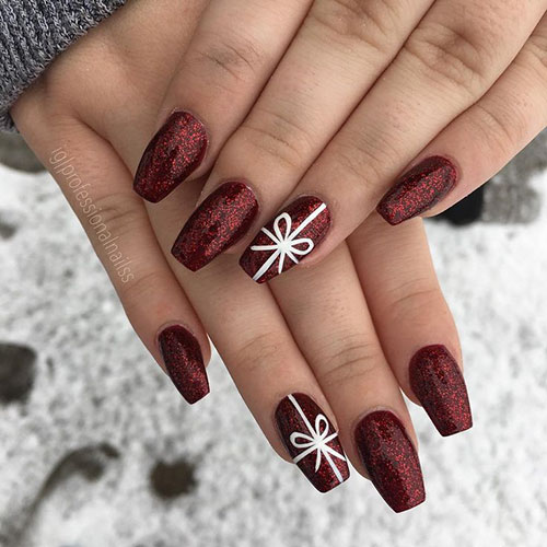 Holiday Inspired Nails