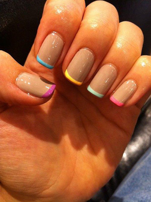 New French Manicure Designs