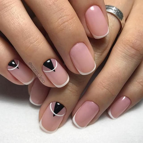 French Manicure Designs For Nails