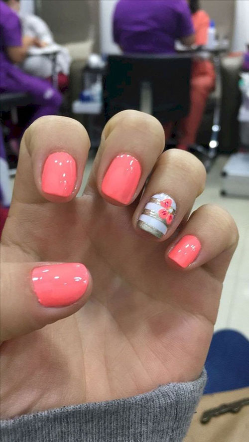 Pretty Nails For Girls