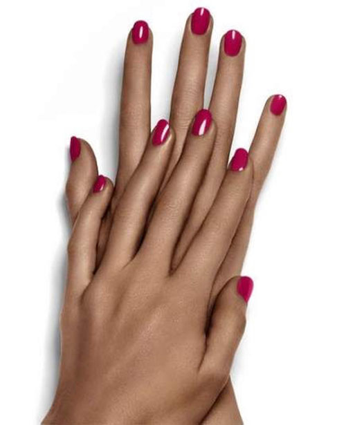 Brown Skin Nail Colors