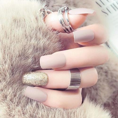 Medium Coffin Nails