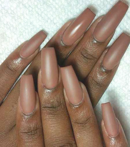 Nail Colors On Brown Skin
