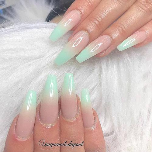 Nails Acrylic Long