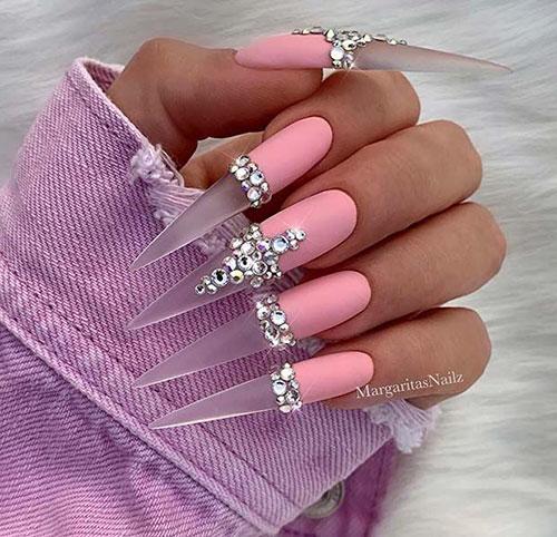 Nice Long Nails