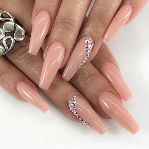Diamond Lashes And Nails
