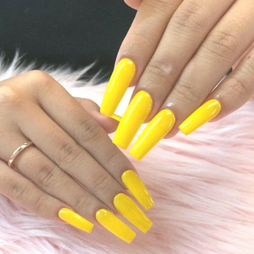 Pictures Of Long Acrylic Nails
