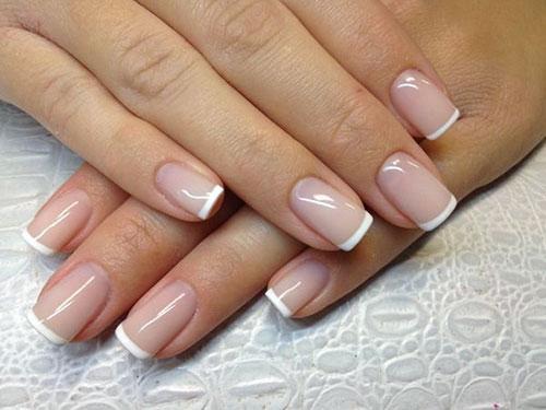 Unique French Nails