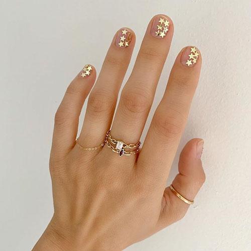 Sea Star Nails