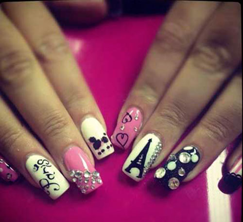 Nails For Paris
