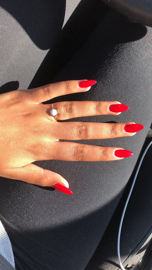 Nail Ideas Red
