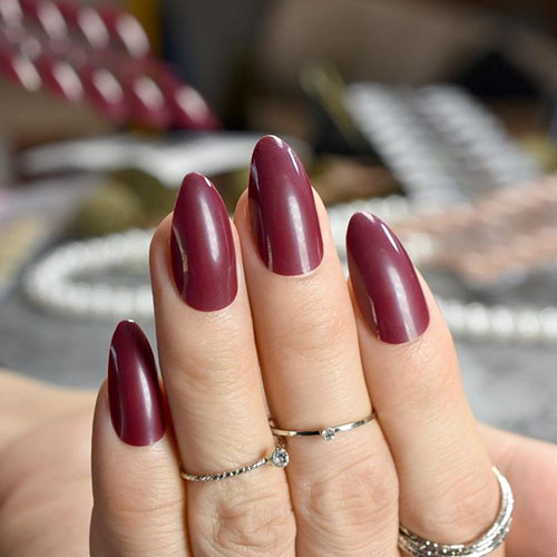 Red Bottom Nails