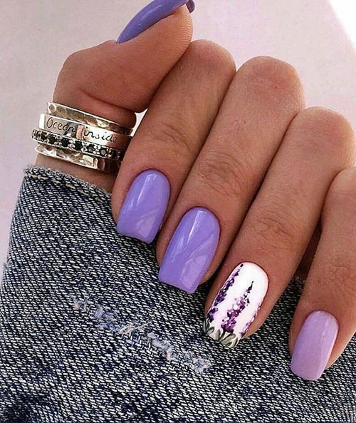 Acrylic Nails Short Ideas