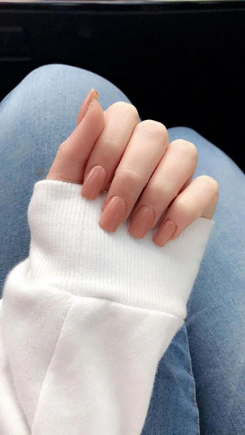 Acrylic Nail Ideas Short