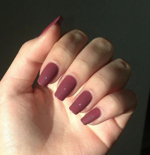 Very Short Acrylic Nails