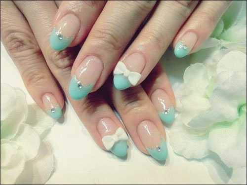 3D Bubble Nail Art