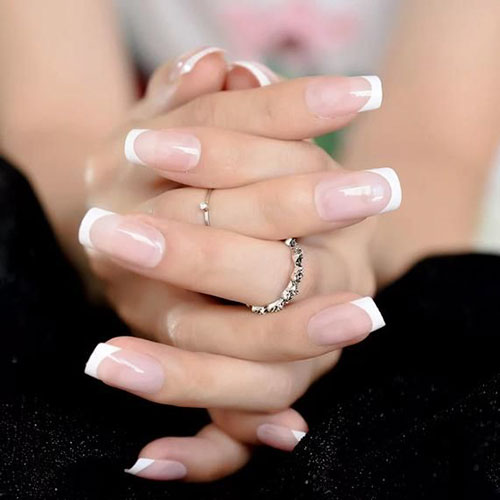 Least Damaging Artificial Nails