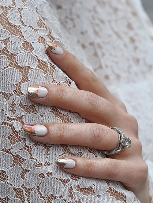 Bridal Shower Nails