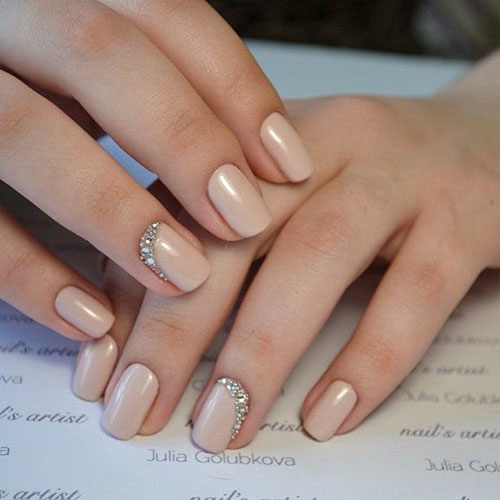 Bridal False Nails