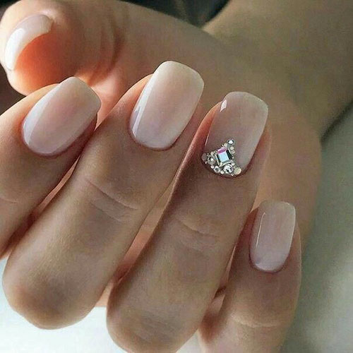 Bridal Nail Art Designs